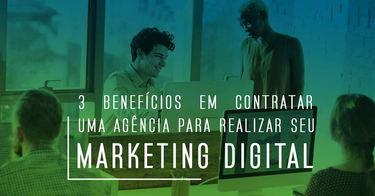 Flow Digital Banner Benefícios Agências