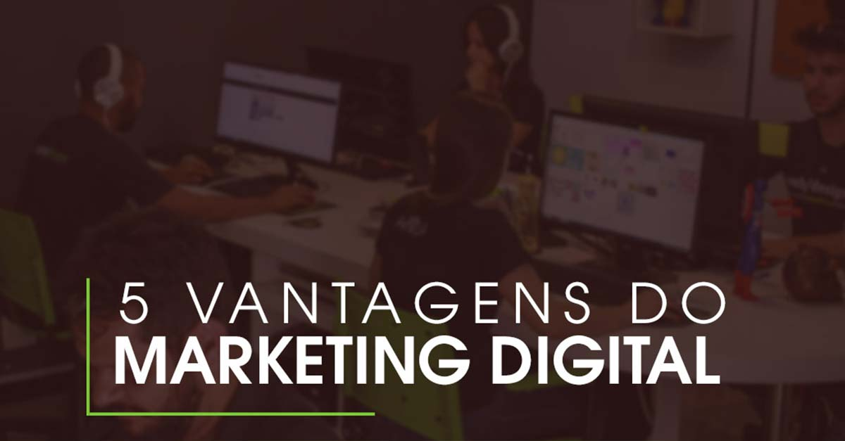 Flow Digital Banner Vantagens Marketing