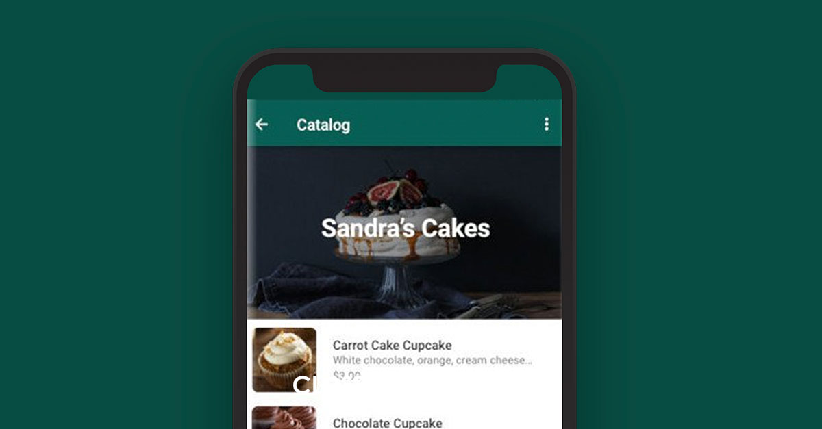 Flow Digital Banner Catalogo Whatsapp